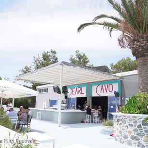 Daytime Screening Venue - Pearl Cavo