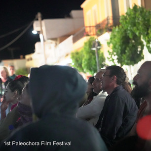 Audience Ambience in Paleochora Square