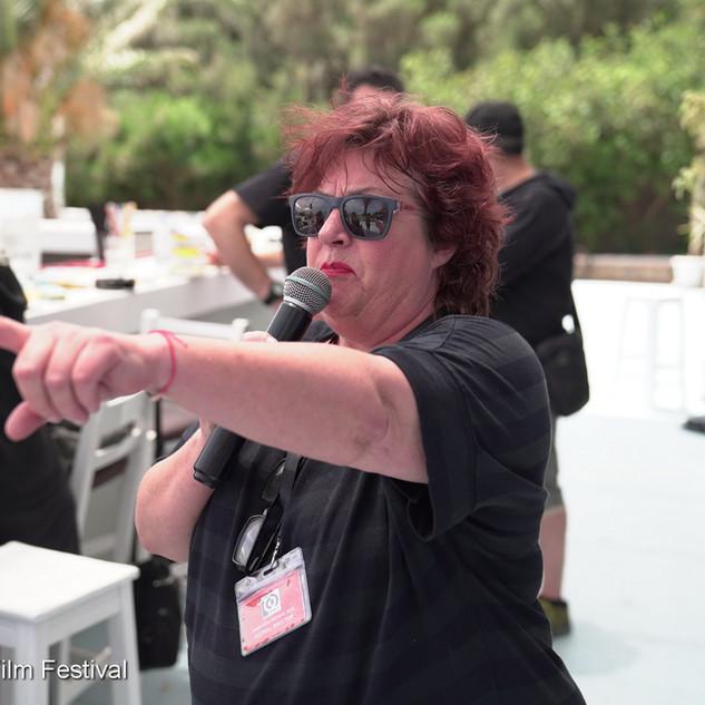 Festival Director...Directing