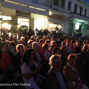 Nightly Packed Audience at Town Hall Squ