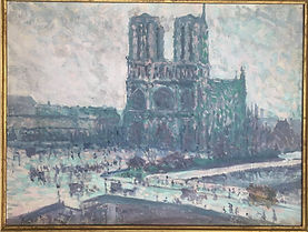 Notre Dame Maximilien Luce