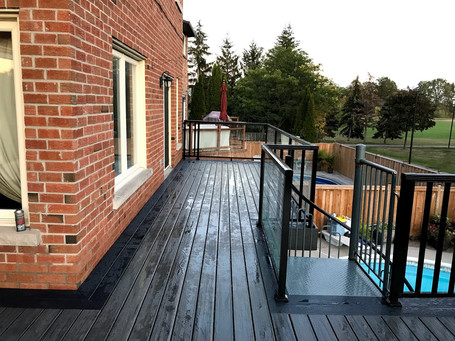 Picture Frame Deck