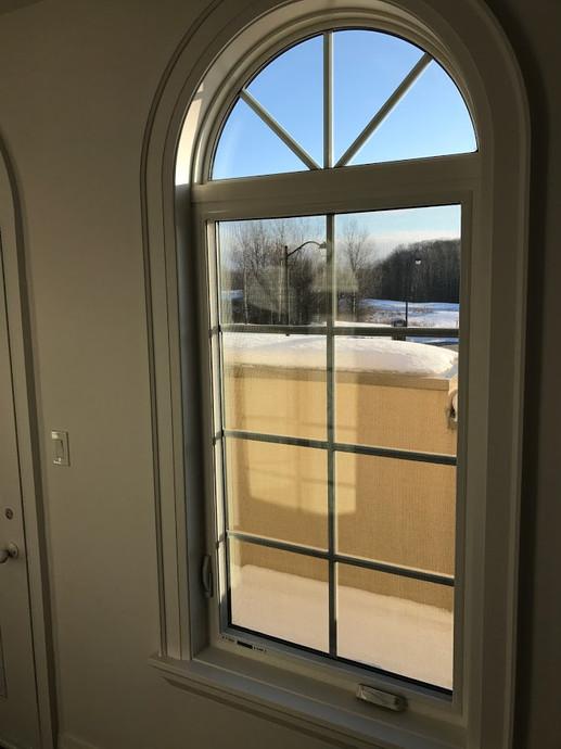 Window Installation and Trim