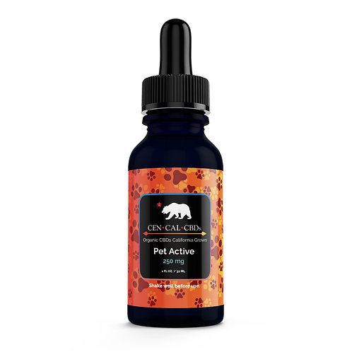 Pet Active Tincture_250mg