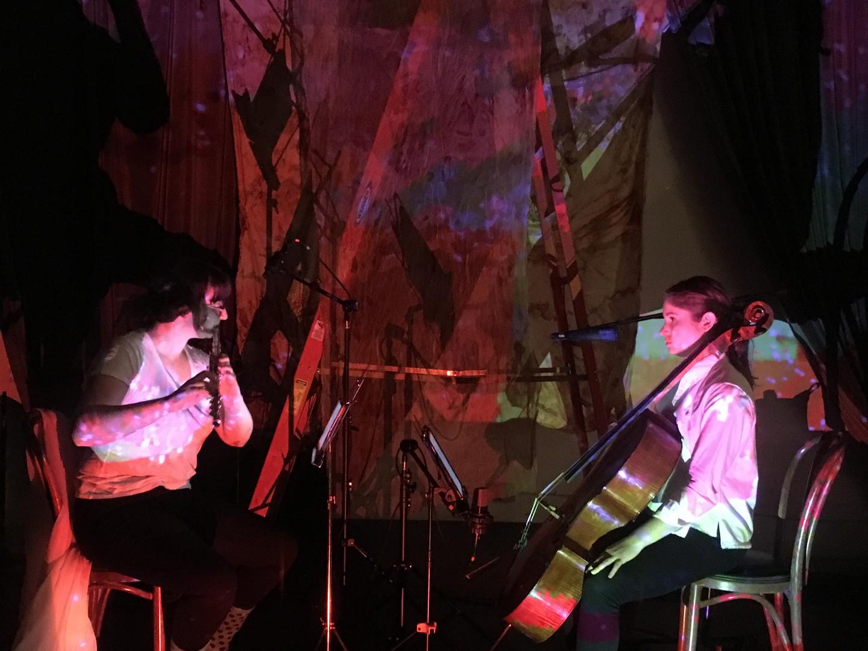 Berrow Duo, World Premiere of imprint