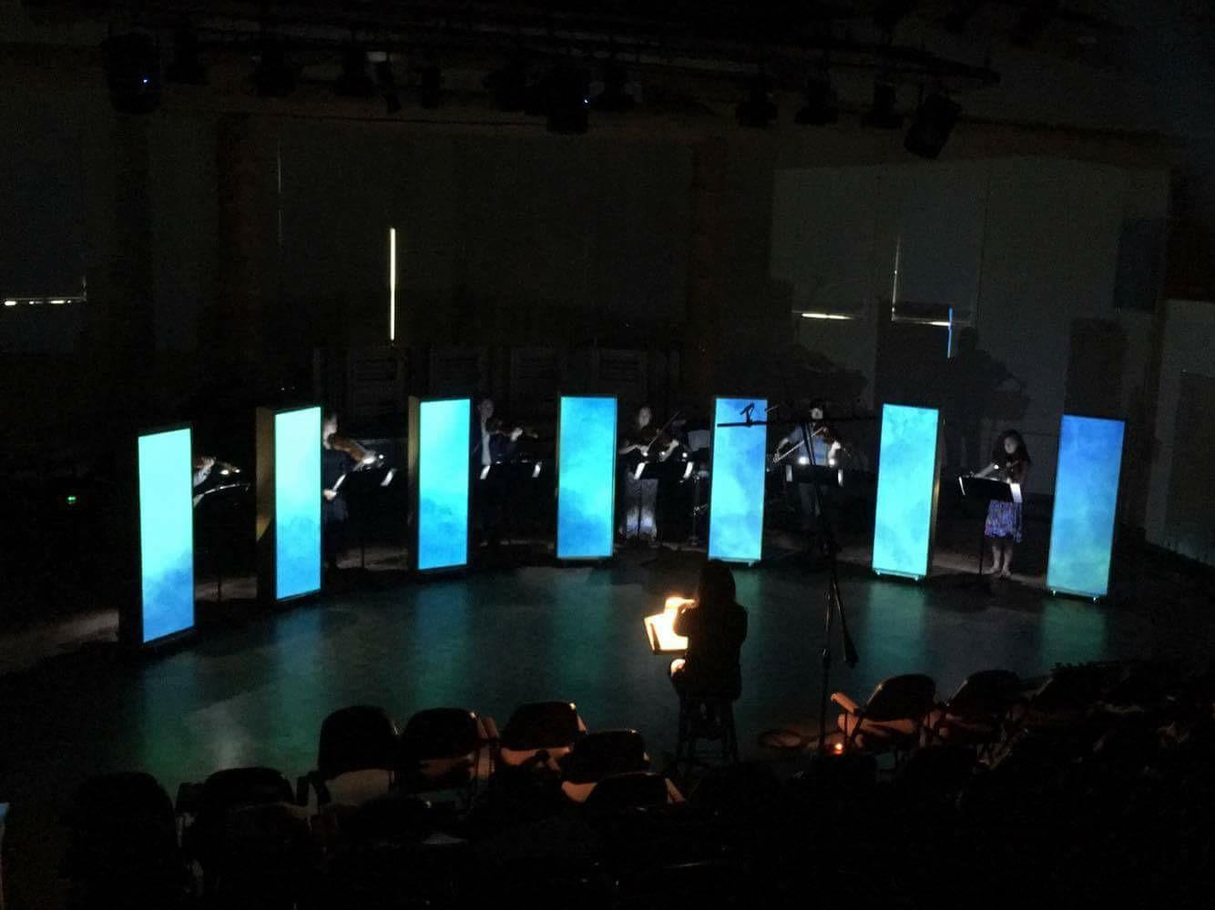 Ensemble Evolution, Canadian Premiere of