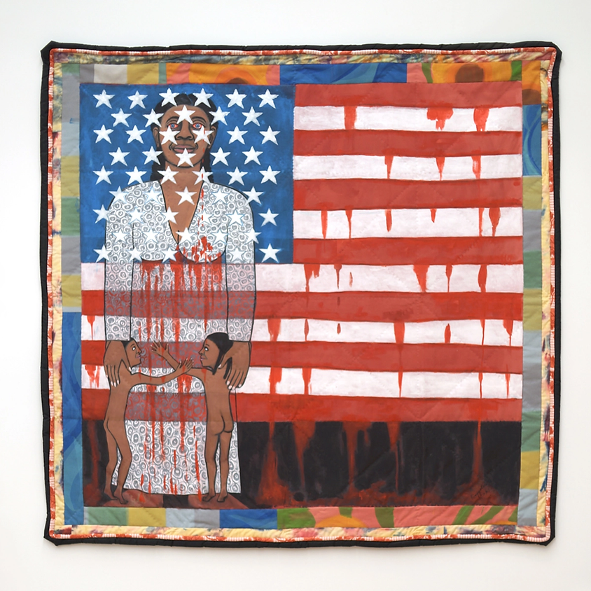 Second Sunday at Glenstone for Faith Ringgold exhibition