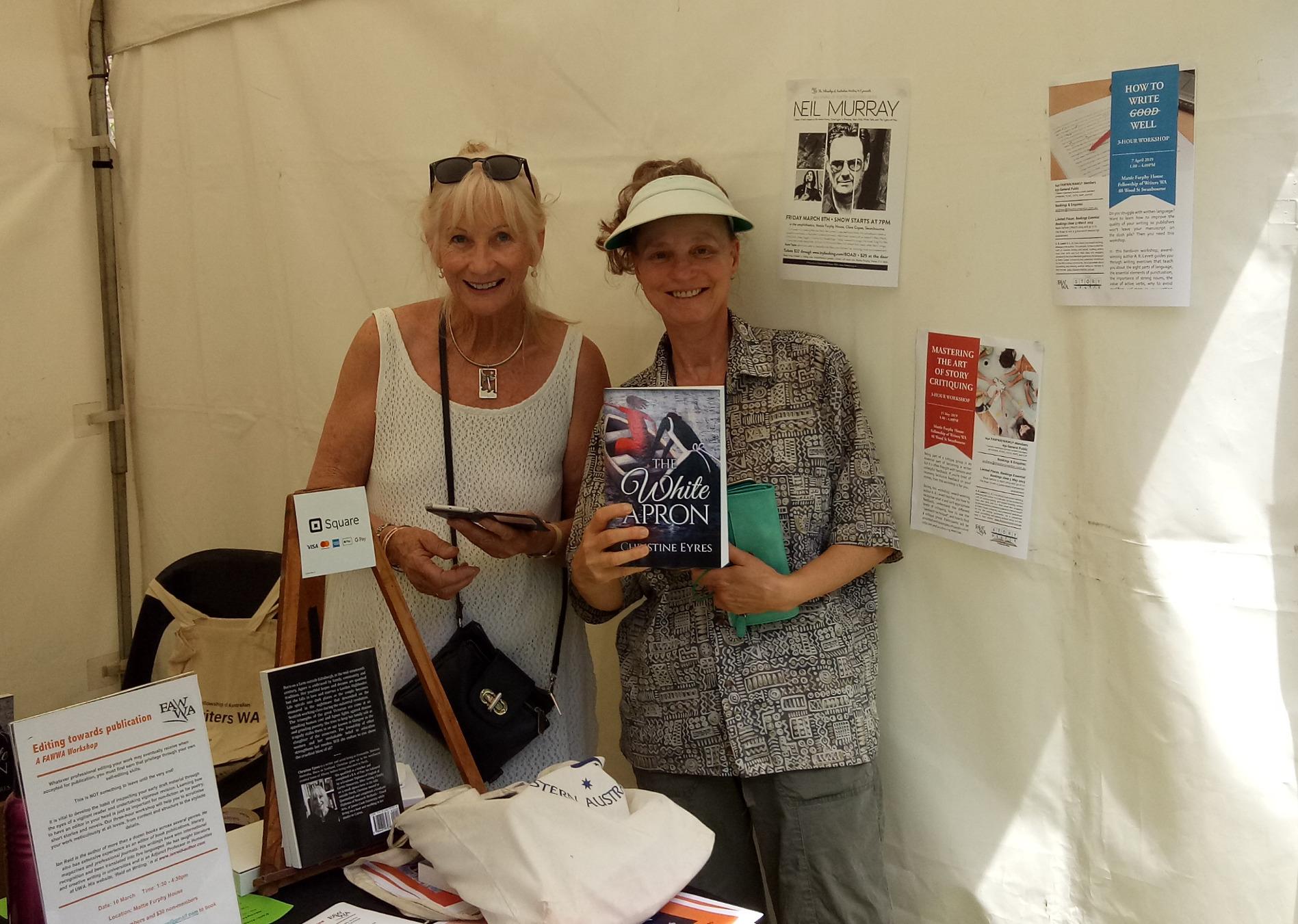Perth Writer's Festival 2019