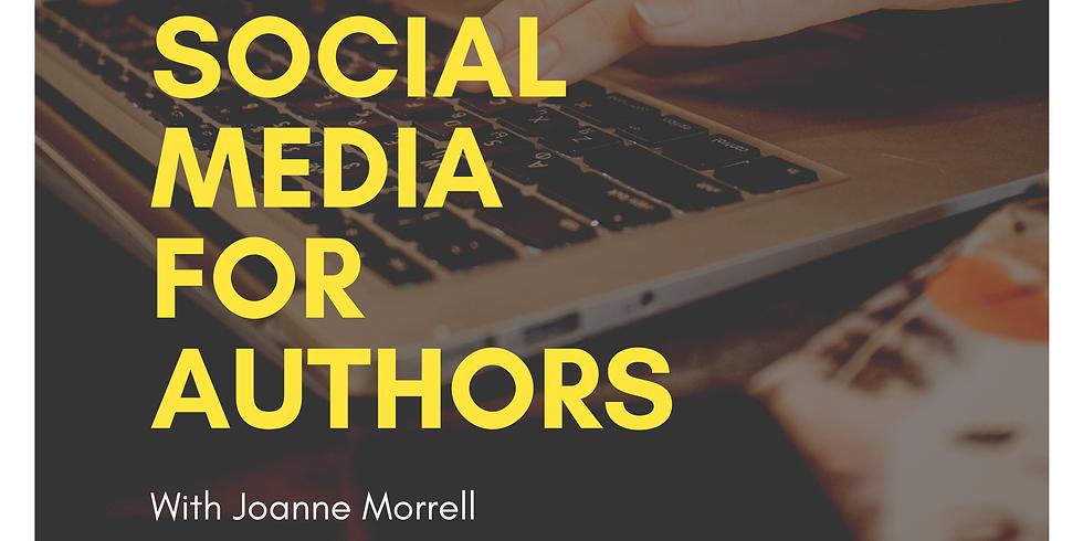 Beginner Social Media for Authors