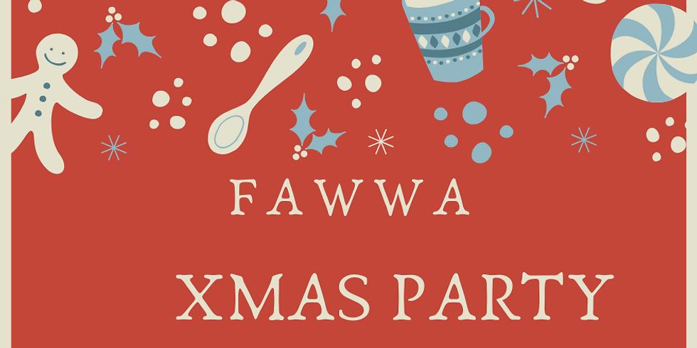 FAWWA Christmas Party