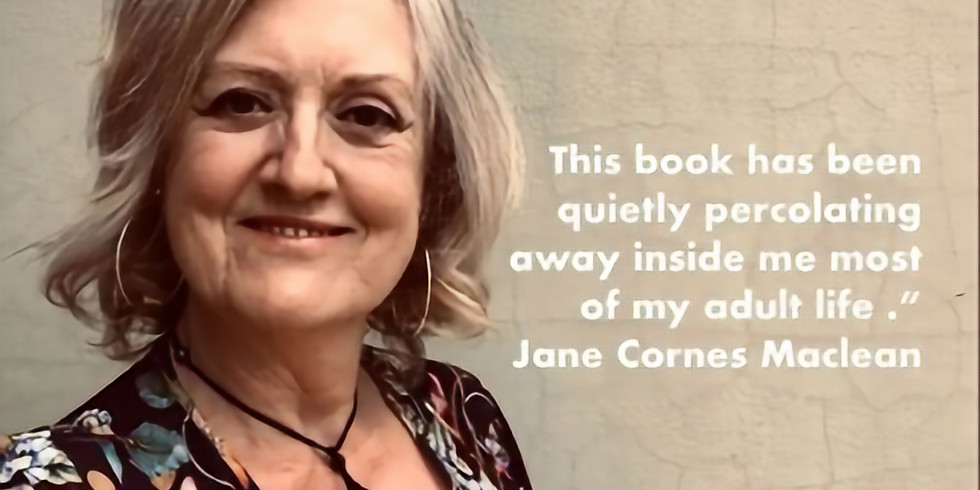 A Morning with Jane Cornes Maclean