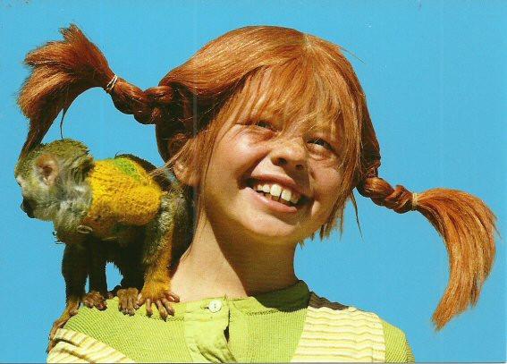 Positief met Pippi