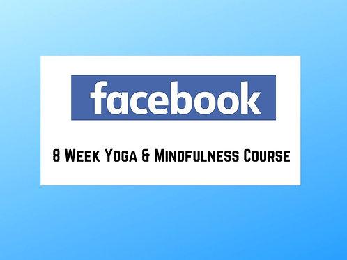 8 Week Yoga & Mindfulness Course