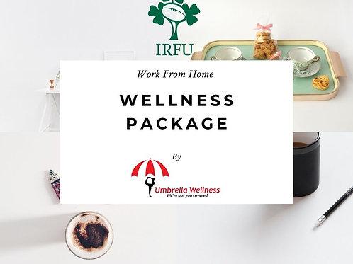 Work From Home Wellness IRFU
