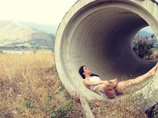 More Tunnel Yoga