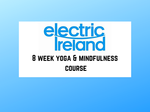 Remaining 5 Weeks Yoga Mindfullness