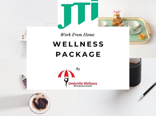 Work from Home Wellness JTI