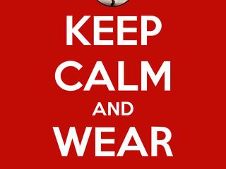 Keep calm and wear harness