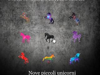 Nove piccoli unicorni