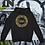 Thumbnail: Black Agro Couture Hoodie
