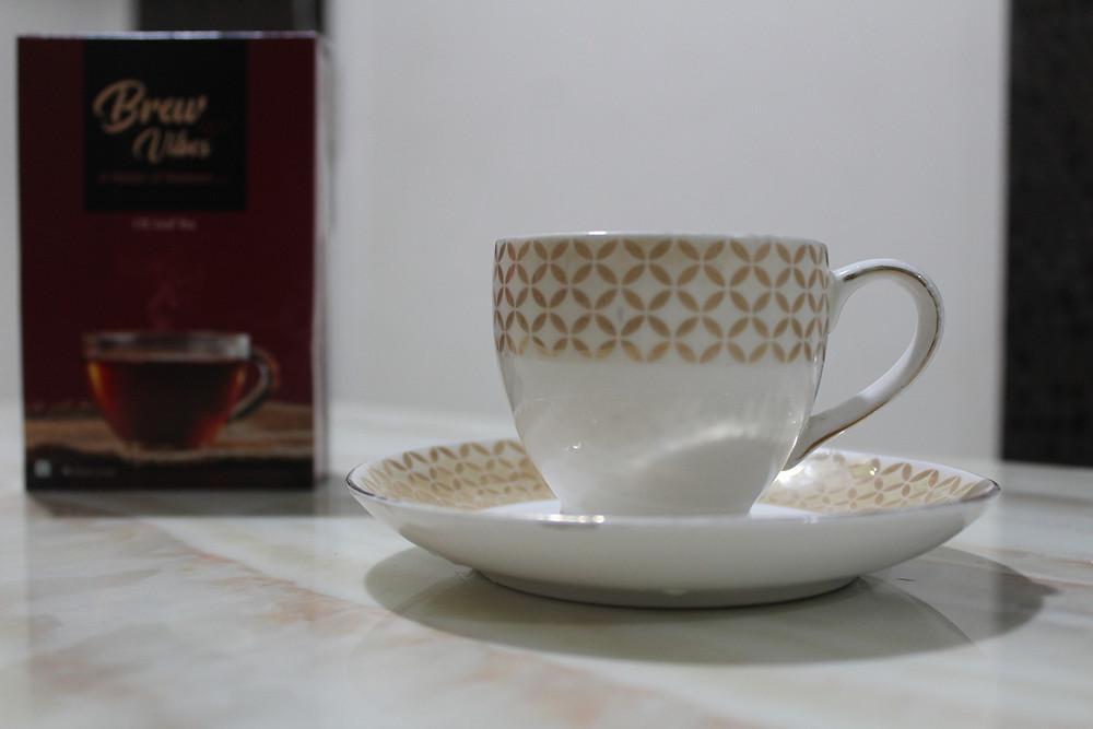 Brew vibes Black tea