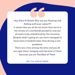 DELTA VACATIONS REVIEW