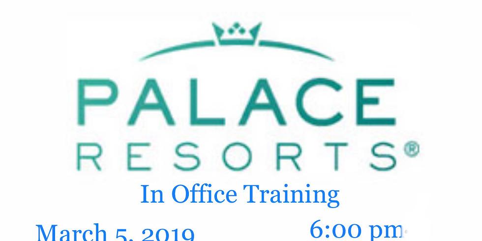Palace Resorts Training