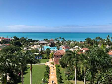 (Video) My journey to Antigua begins...