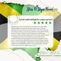 Mel jamaica Review