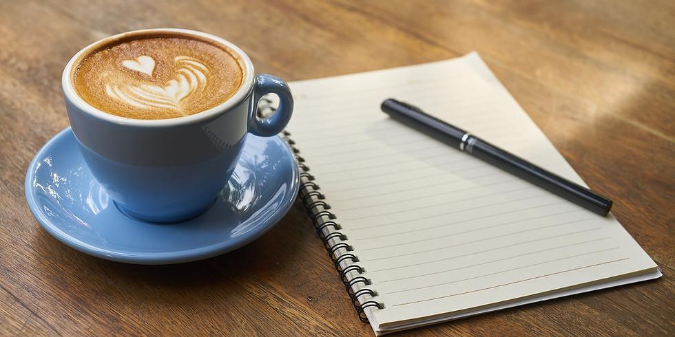 30 Minute Coffee Break! - Online Session
