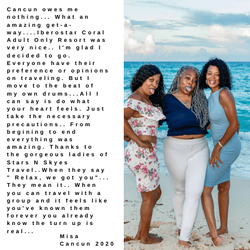 CANCUN REVIEW