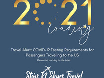 NEW CDC Guidelines for travel into the United States from an international location