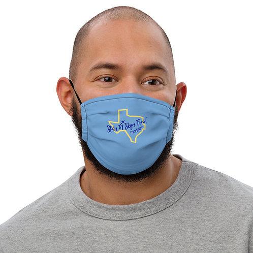 SNS Texas Edition Premium face mask