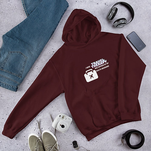 Travel Therapy Unisex Hoodie