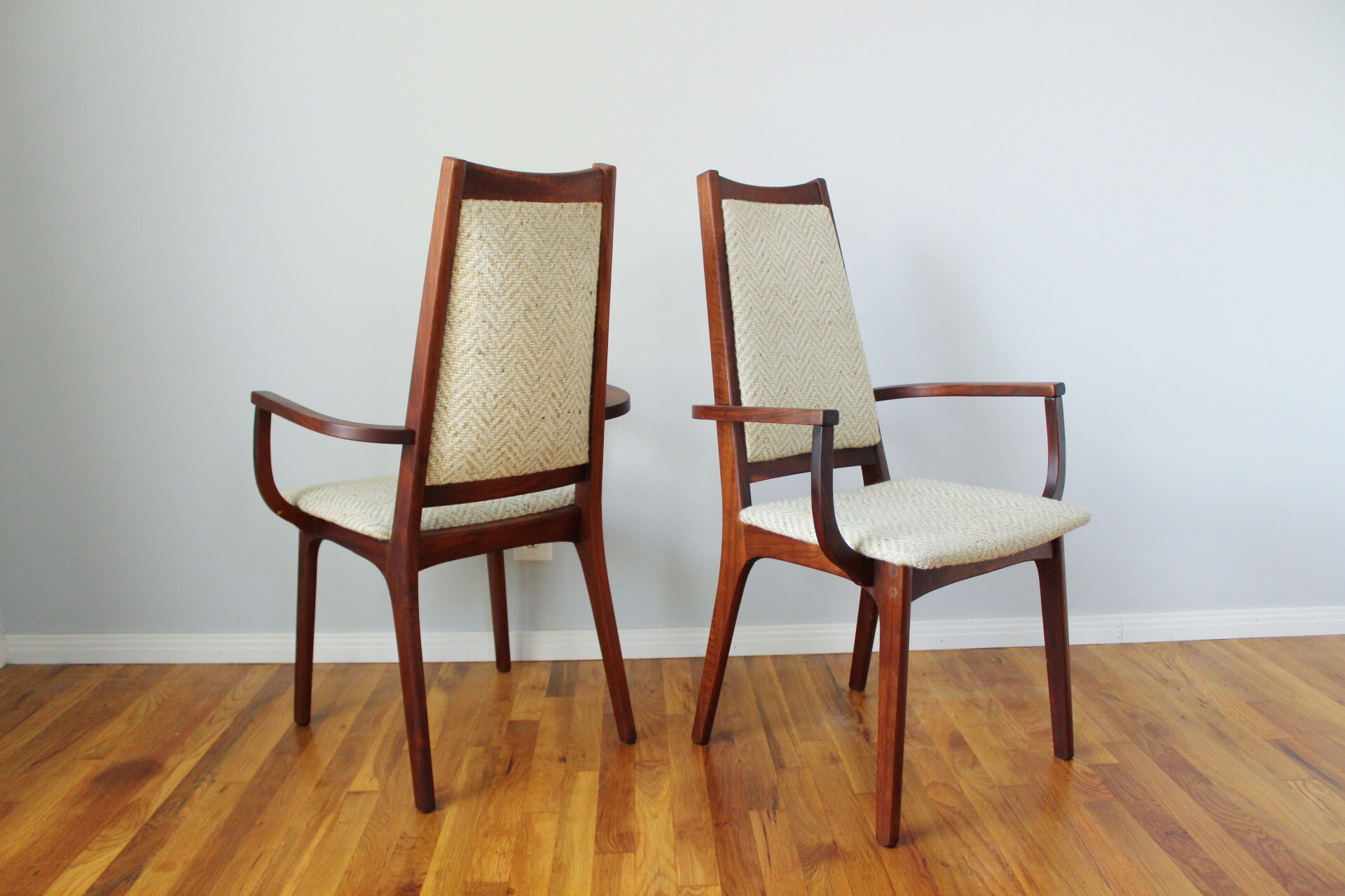 Glenn of California dining chairs