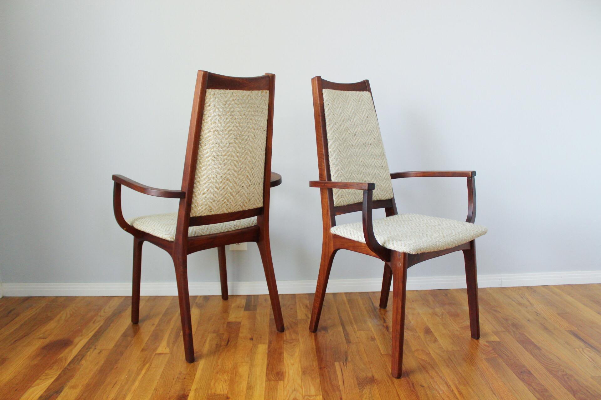 Glenn of California dining chairs