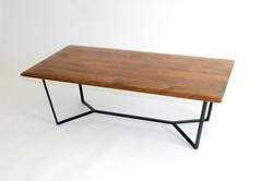LC1 Walnut Coffee Table