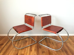 Mies van der Rohe for Thonet