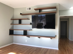 Floating Wall Unit