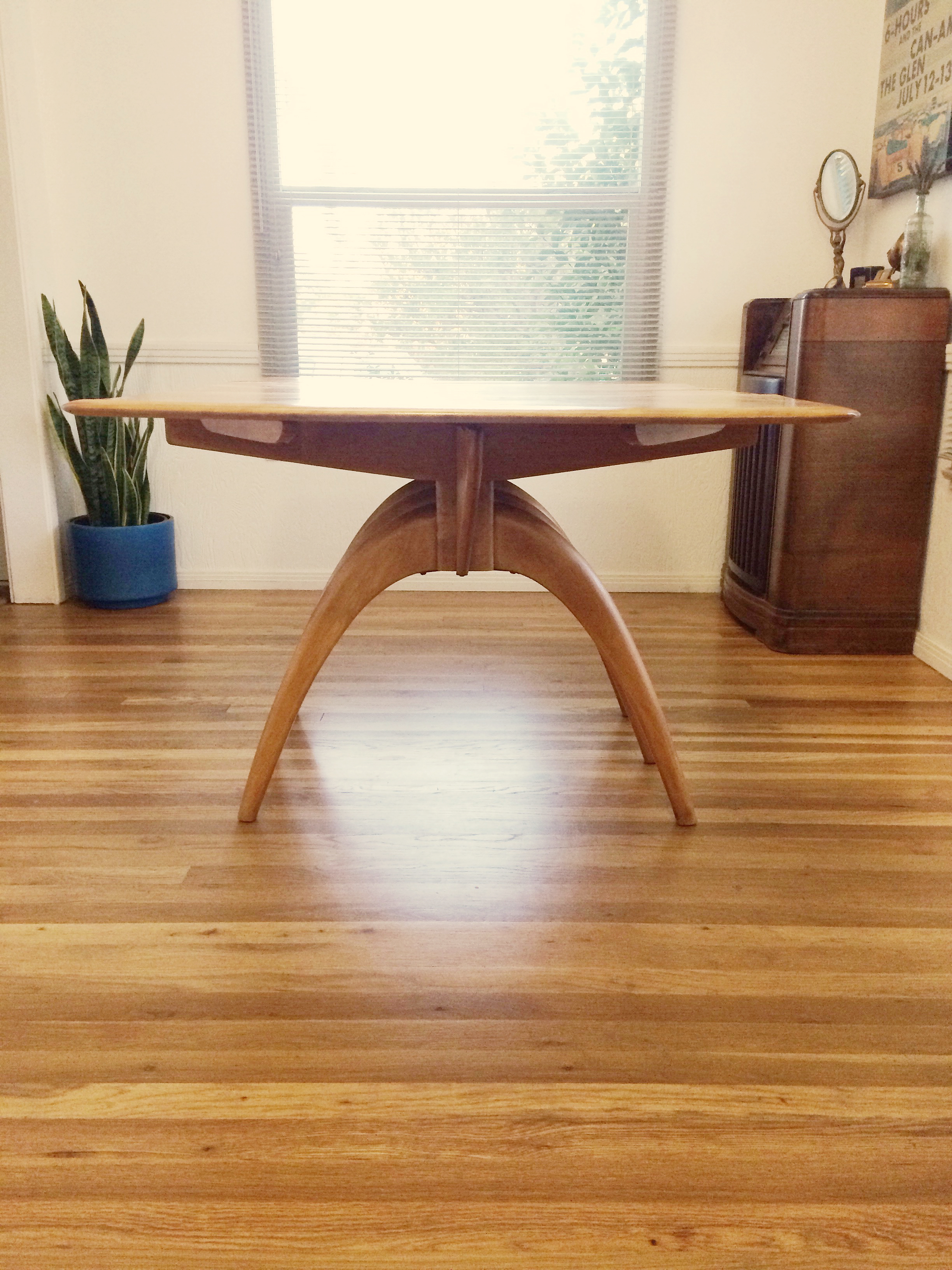 Heywood Wakefield Dining Table