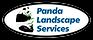 ORIGINAL PANDA LAWN CARE ORLANDO LOGO