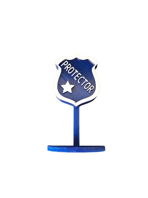 Protector Sign Mini