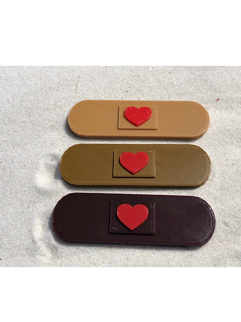 Multicultural Bandages Sandtray Miniatures