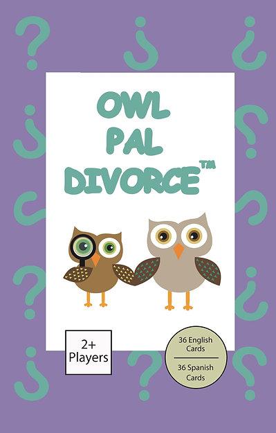 Owl Pal Divorce