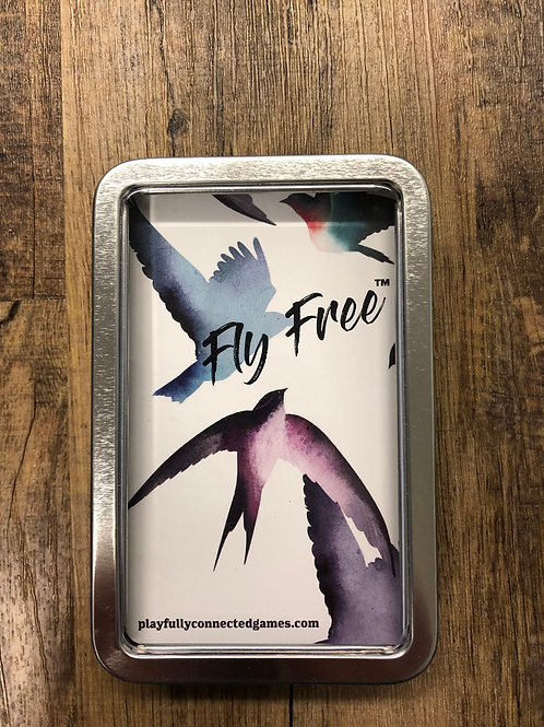 Fly Free (for teens/adults who have been abused)