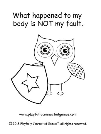 Owl Pal Truth Free Coloring Page.jpg