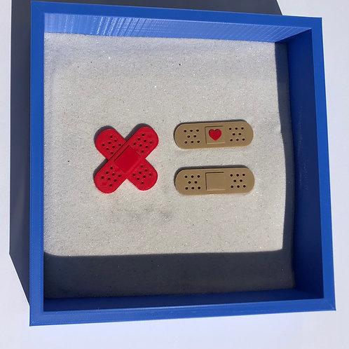 Bandage (set of 3) Sandtray Miniatures