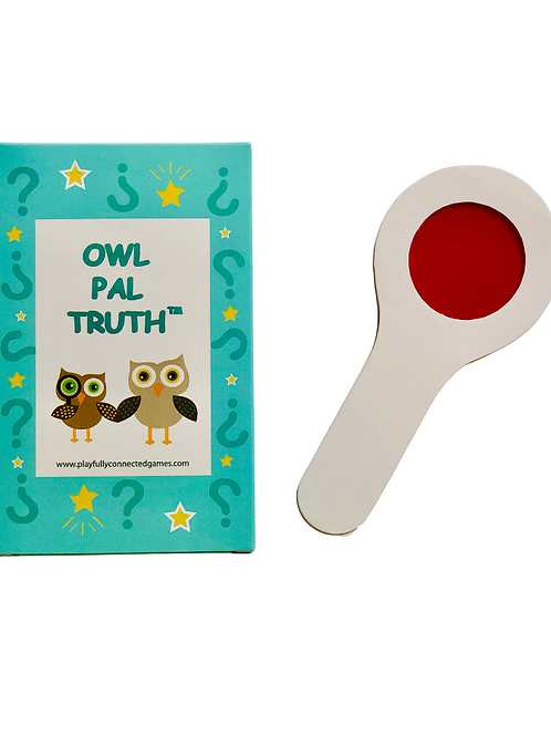 Owl Pal Truth (for abuse/trauma)