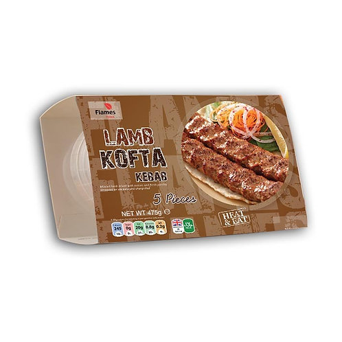 Lamb Kofta (Large)