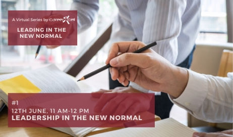 Leading In the New Normal _ CareerXcell